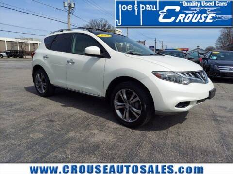 2011 Nissan Murano for sale at Joe and Paul Crouse Inc. in Columbia PA