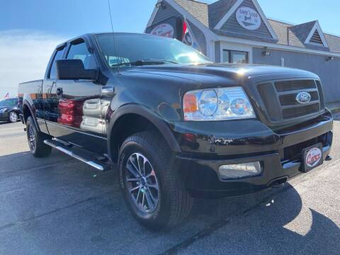 2004 Ford F-150 for sale at Cape Cod Carz in Hyannis MA
