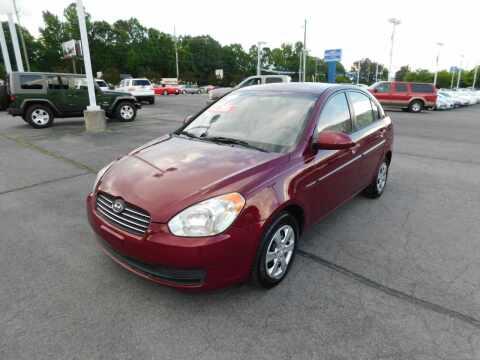 2008 Hyundai Accent for sale at Paniagua Auto Mall in Dalton GA