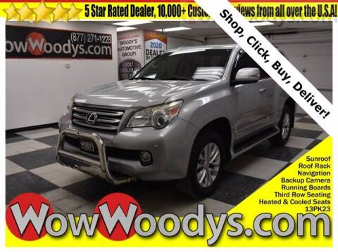 2013 Lexus GX 460 for sale at WOODY'S AUTOMOTIVE GROUP in Chillicothe MO