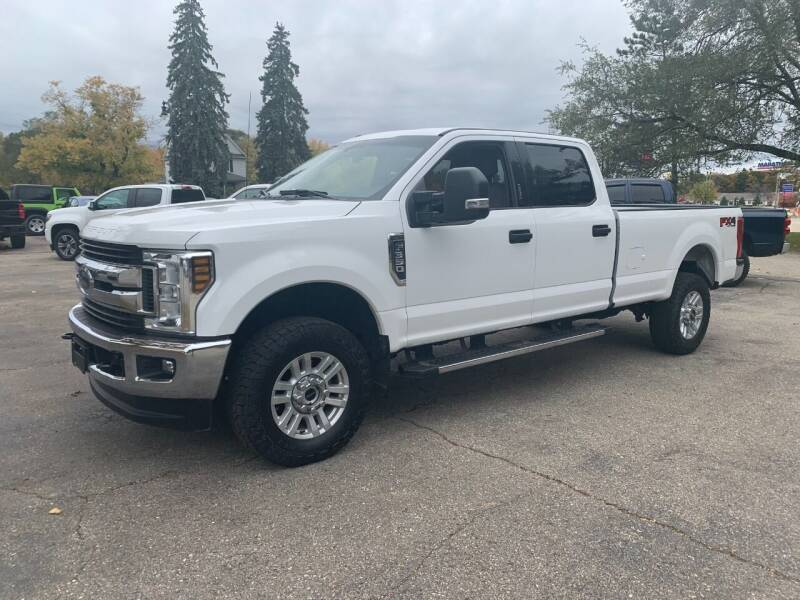 2018 Ford F-350 Super Duty for sale at Leonard Enterprise Used Cars in Orion MI