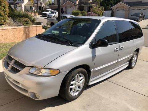 2000 Dodge Grand Caravan for sale at CARS FOR YOU in Lemon Grove CA