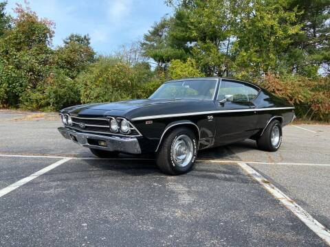 1969 Chevrolet Chevelle for sale at Clair Classics in Westford MA