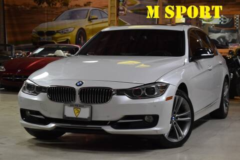 2014 BMW 3 Series for sale at Chicago Cars US in Summit IL