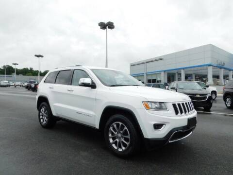 2015 Jeep Grand Cherokee for sale at Radley Cadillac in Fredericksburg VA