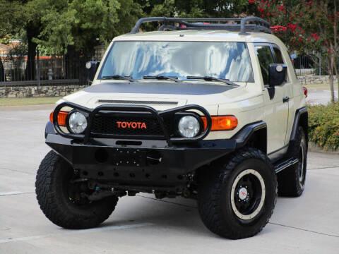 2010 Toyota FJ Cruiser for sale at Ritz Auto Group in Dallas TX