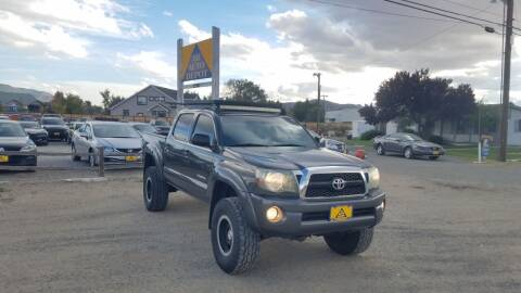 2011 Toyota Tacoma for sale at Auto Depot in Carson City NV