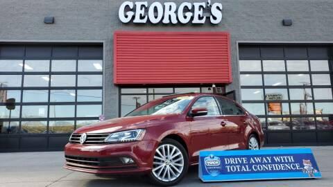 2016 Volkswagen Jetta for sale at George's Used Cars - Pennsylvania & Allen in Brownstown MI