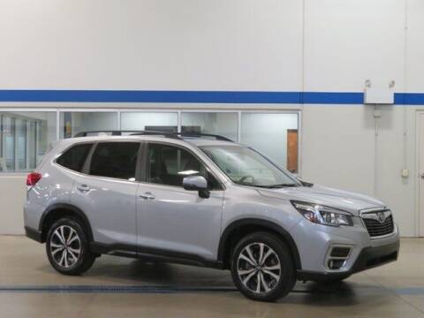 2019 Subaru Forester for sale at Terry Lee Hyundai in Noblesville IN