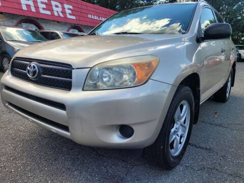 2008 Toyota RAV4 for sale at Ace Auto Brokers in Charlotte NC