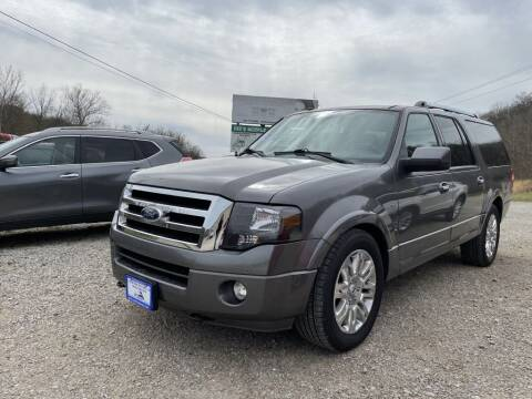 2012 Ford Expedition EL for sale at Court House Cars, LLC in Chillicothe OH
