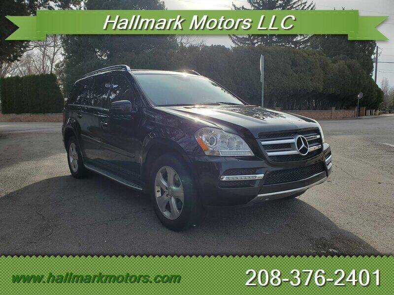 2012 Mercedes-Benz GL-Class for sale at HALLMARK MOTORS LLC in Boise ID