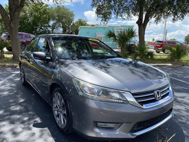 2013 Honda Accord for sale at Palm Bay Motors in Palm Bay FL