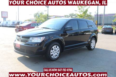 2014 Dodge Journey for sale at Your Choice Autos - Waukegan in Waukegan IL
