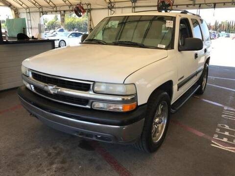 2000 Chevrolet Tahoe for sale at Boktor Motors in North Hollywood CA