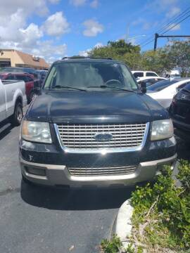 2003 Ford Expedition for sale at LAND & SEA BROKERS INC in Pompano Beach FL