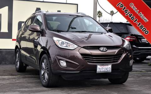 2015 Hyundai Tucson for sale at H1 Auto Group in Sacramento CA