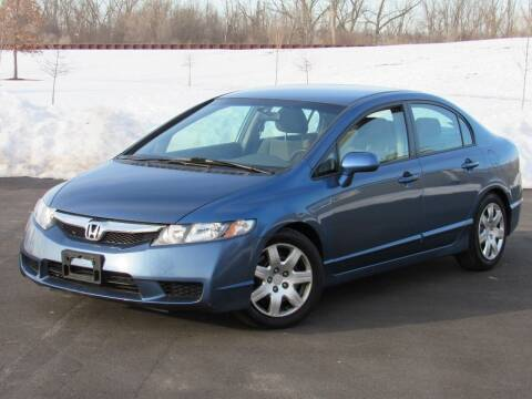 2010 Honda Civic for sale at Highland Luxury in Highland IN