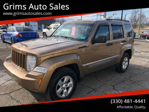 2012 Jeep Liberty for sale at Grims Auto Sales in North Lawrence OH