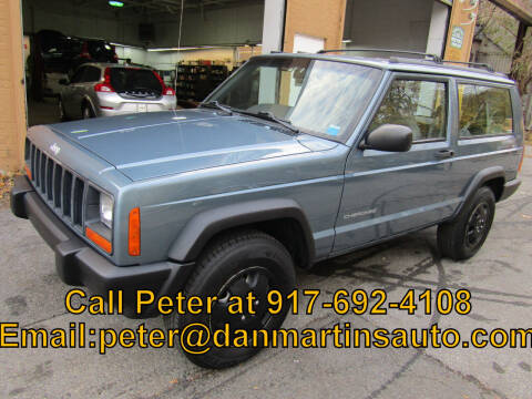 1998 Jeep Cherokee for sale at Dan Martin's Auto Depot LTD in Yonkers NY