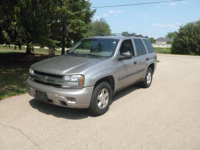 2003 Chevrolet TrailBlazer for sale at HUDSON AUTO MART LLC in Hudson WI