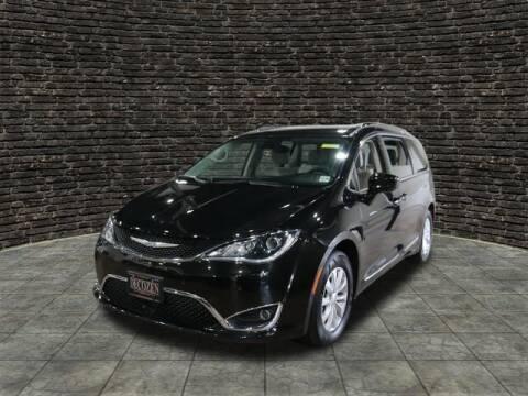 2018 Chrysler Pacifica for sale at Montclair Motor Car in Montclair NJ