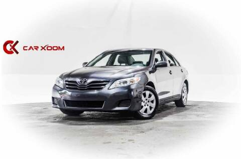 2011 Toyota Camry for sale at CarXoom in Marietta GA
