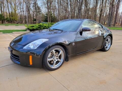 2007 Nissan 350Z for sale at Lease Car Sales 3 in Warrensville Heights OH