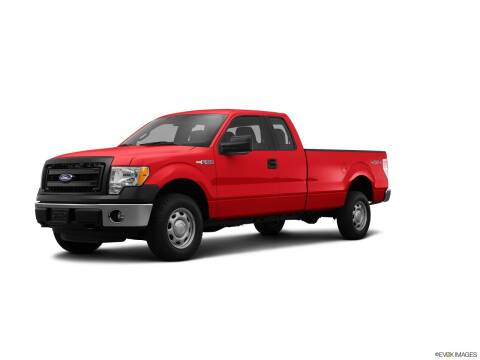 2013 Ford F-150 for sale at Griffeth Mitsubishi - Pre-owned in Caribou ME