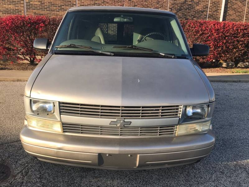 2005 Chevrolet Astro Cargo AWD 3dr Extended Cargo Mini-Van - Cleveland OH