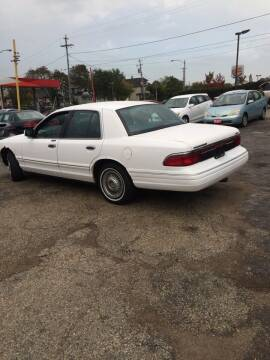 1997 Mercury Grand Marquis for sale at Big Bills in Milwaukee WI