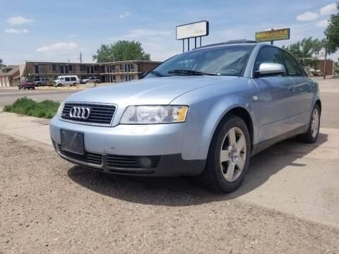 2002 Audi A4 for sale at Alpine Motors LLC in Laramie WY
