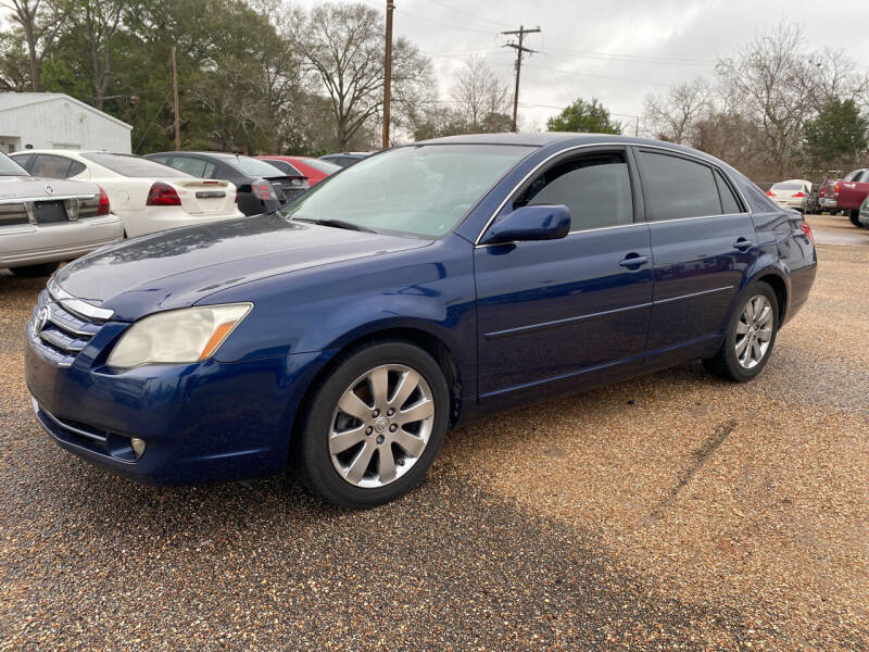 2007 Toyota Avalon for sale at M & M Motors in Angleton TX