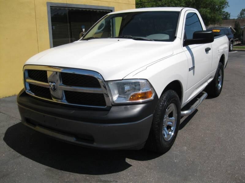 2009 Dodge Ram Pickup 1500 for sale at PARK AUTOPLAZA in Pinellas Park FL