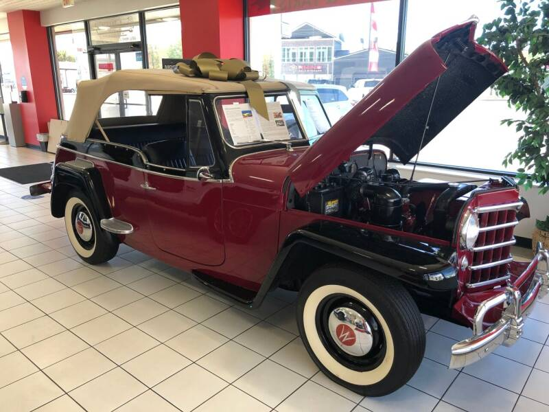 1950 Willys Jeepster for sale in Marietta, OH