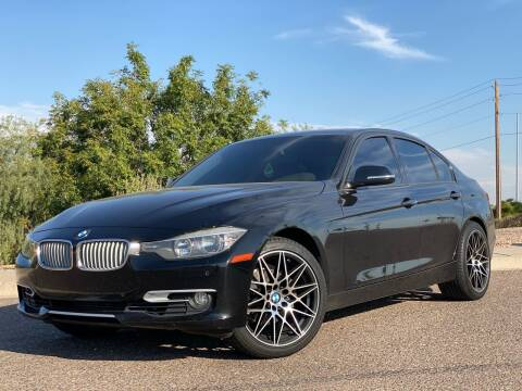2012 BMW 3 Series for sale at AZ Auto Gallery in Mesa AZ