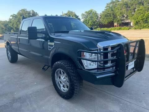 2008 Ford F-250 Super Duty for sale at Austin Direct Auto Sales in Austin TX
