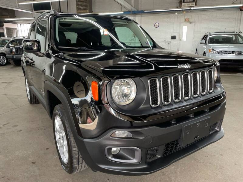 2016 Jeep Renegade for sale at John Warne Motors in Canonsburg PA