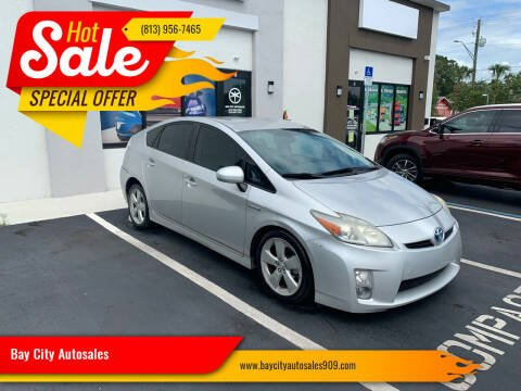 2010 Toyota Prius for sale at Bay City Autosales in Tampa FL