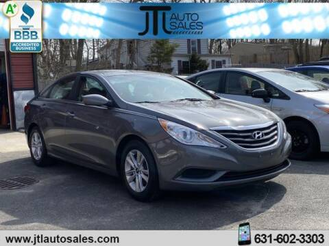 2011 Hyundai Sonata for sale at JTL Auto Inc in Selden NY