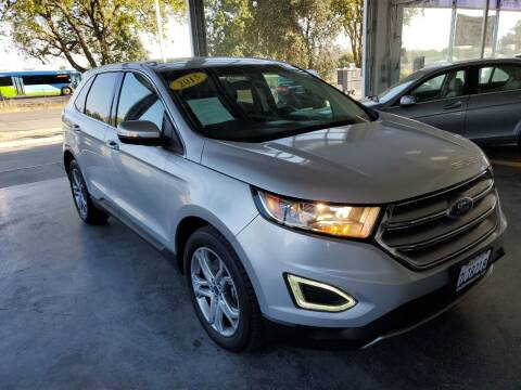 2015 Ford Edge for sale at Sac River Auto in Davis CA