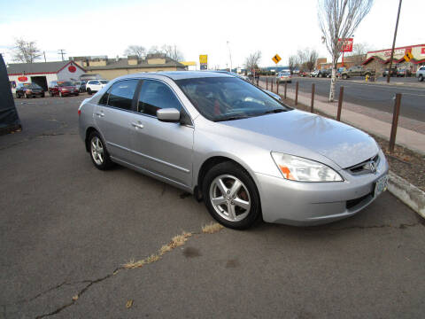 2003 Honda Accord for sale at Power Edge Motorsports- Millers Economy Auto in Redmond OR