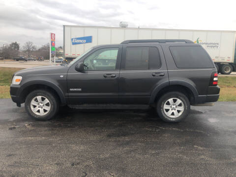 2007 Ford Explorer for sale at Village Motors in Sullivan MO