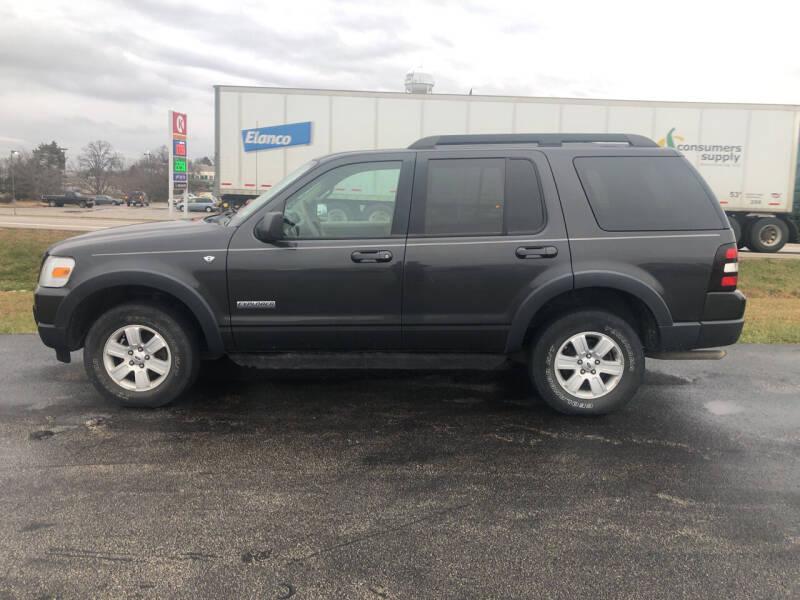 2007 Ford Explorer for sale at Village Motors in Sullivan MO