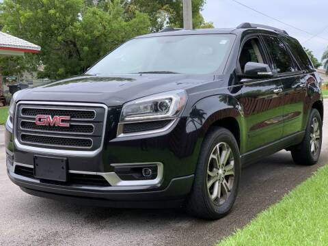 2014 GMC Acadia for sale at Auto Direct of South Broward in Miramar FL