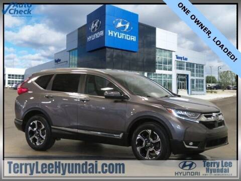 2018 Honda CR-V for sale at Terry Lee Hyundai in Noblesville IN