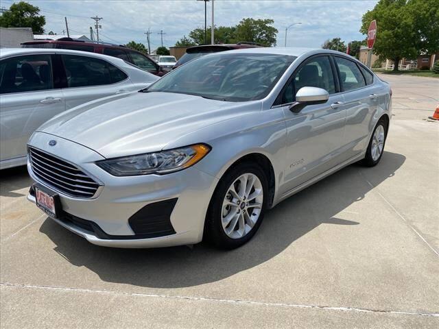 2019 Ford Fusion Hybrid for sale in Lexington, NE