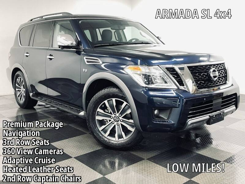 2020 Nissan Armada for sale at CarCo Direct in Cleveland OH