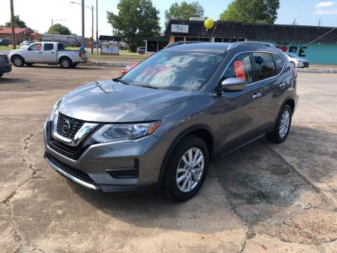 2019 Nissan Rogue for sale at BRAMLETT MOTORS in Hope AR
