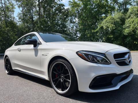 2018 Mercedes-Benz C-Class for sale at Vantage Auto Group - Vantage Auto Wholesale in Moonachie NJ